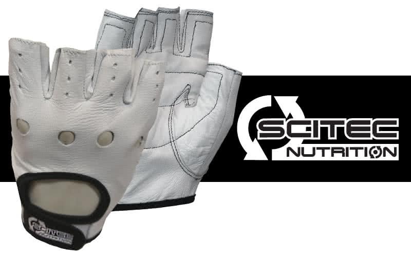 Scitec Nutrition White Style edzőkesztyű pár