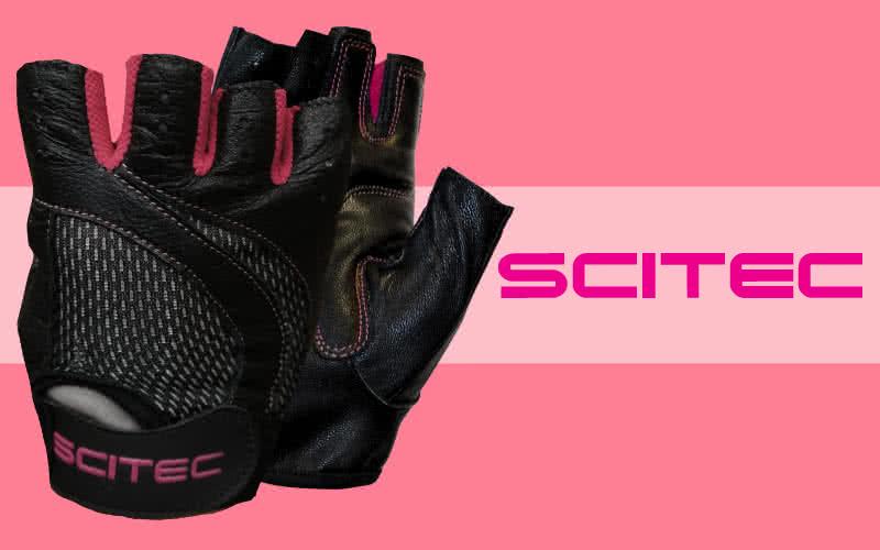 Scitec Nutrition Pink Style edzőkesztyű pár