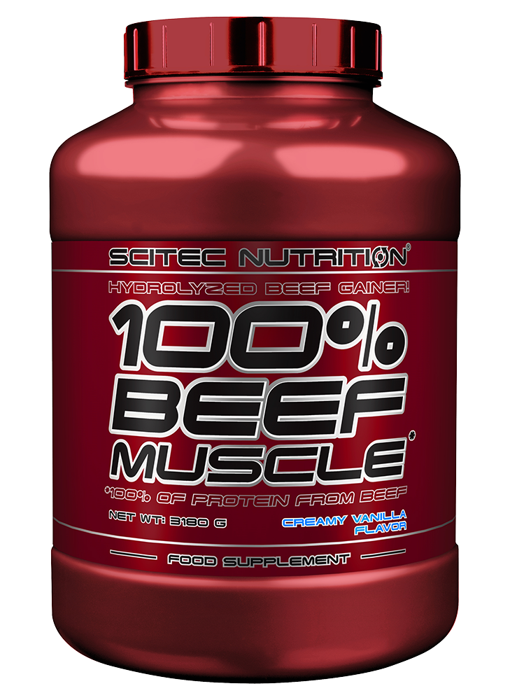 Scitec Nutrition 100% Beef Muscle 3,18 kg