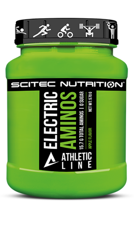 Scitec Nutrition Electric Aminos 570 gr.