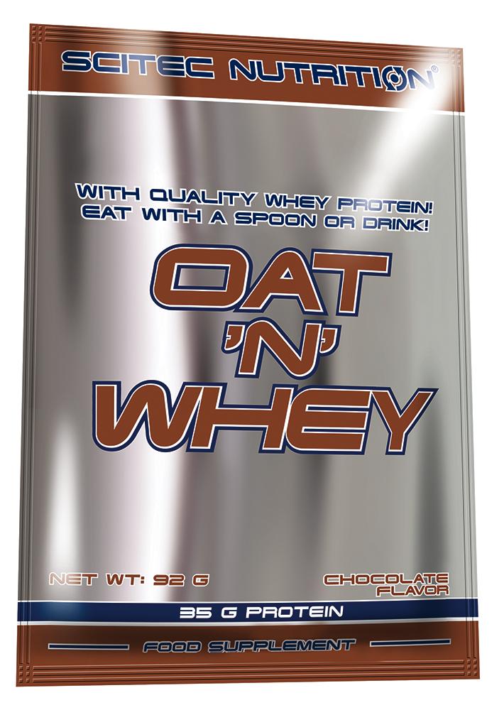 Scitec Nutrition Oat N Whey 12x92 gr. 1104 gr.