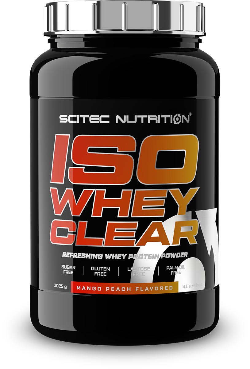 Scitec Nutrition Iso Whey Clear 1,025 kg