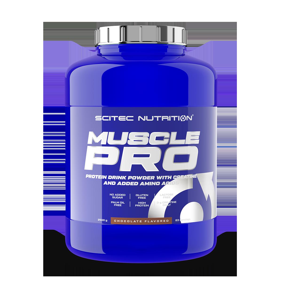 Scitec Nutrition Muscle Pro 2,5 kg