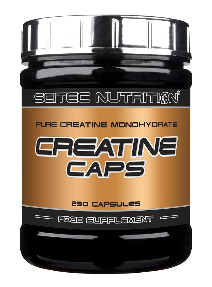 Scitec Nutrition Creatine Caps 250 kap.