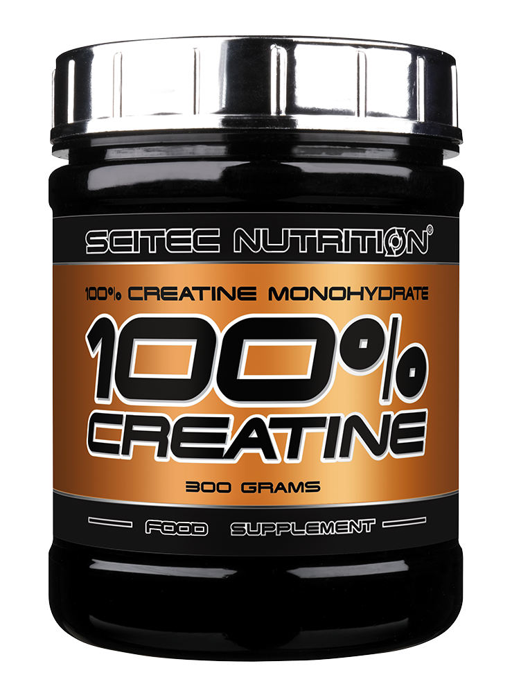 Scitec Nutrition 100% Creatine 300 gr.