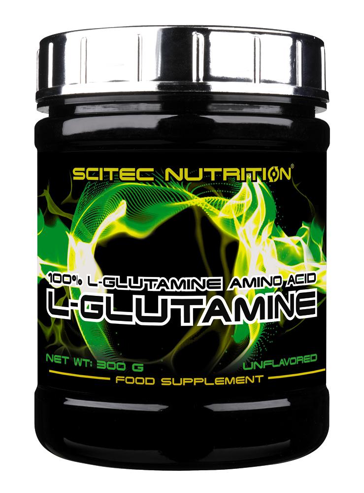 Scitec Nutrition L-Glutamine 300 gr.