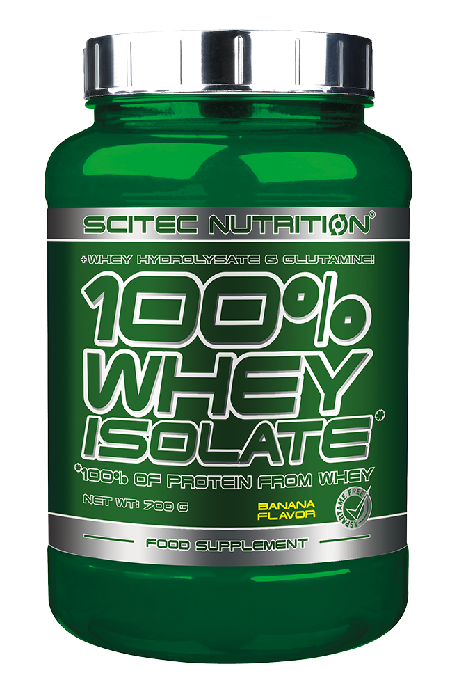 Scitec Nutrition 100% Whey Isolate 0,7 kg