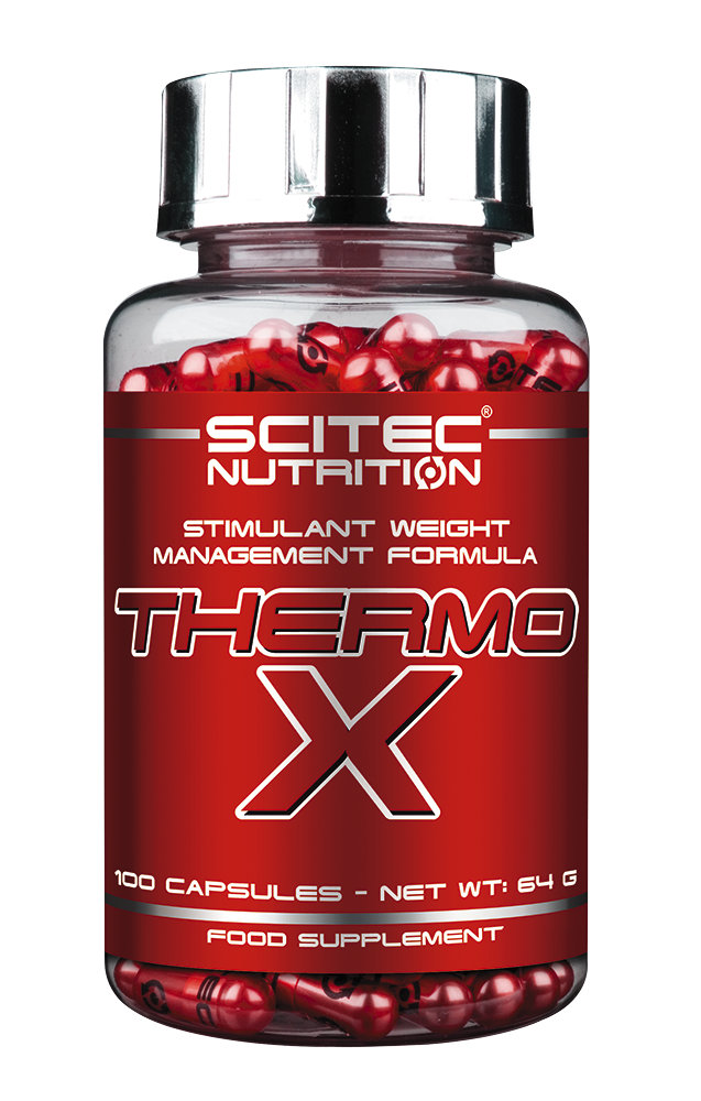 Scitec Nutrition Thermo-X 100 kap.