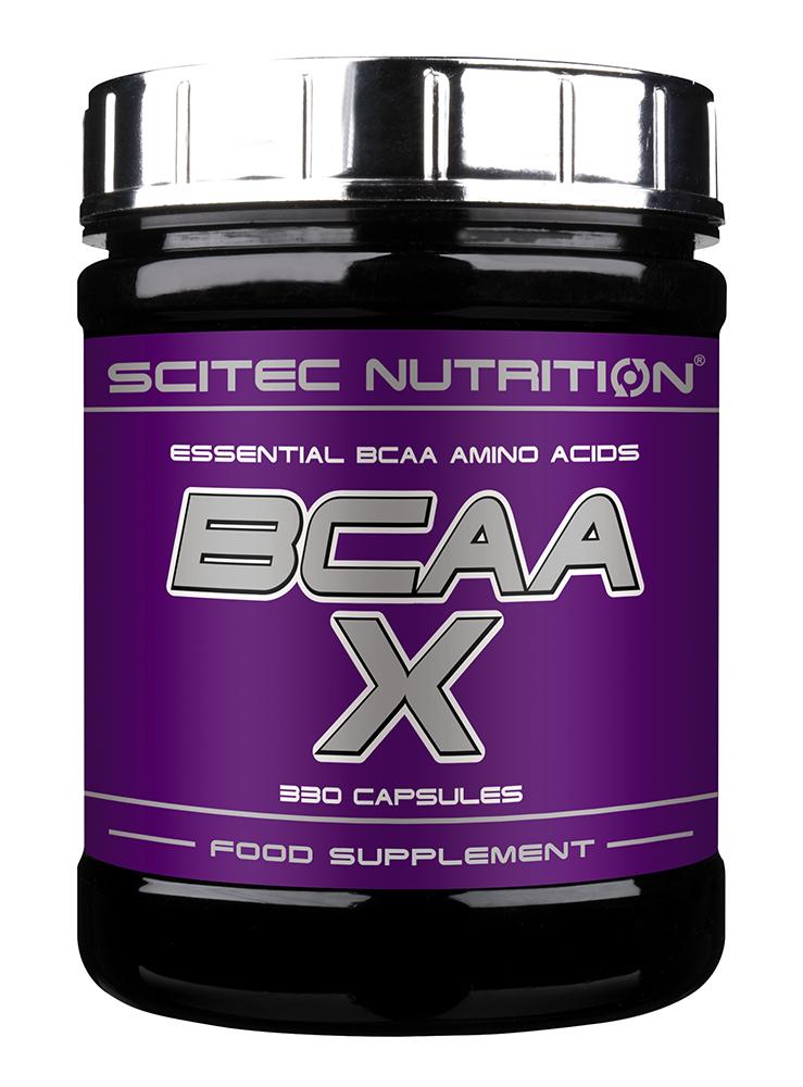 Scitec Nutrition BCAA-X 330 kap.