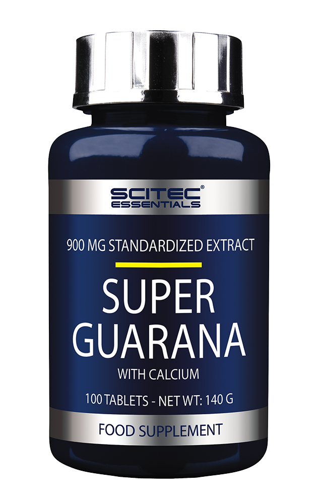 Scitec Nutrition Super Guarana 100 tab.