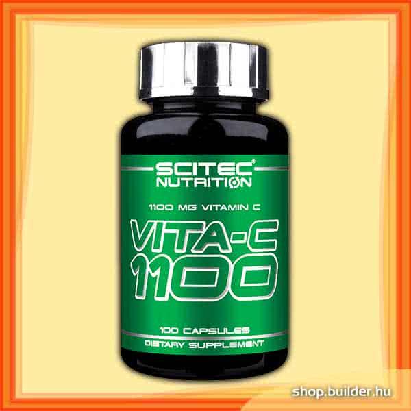 Scitec Nutrition Vitamin C-1100 100 kap.