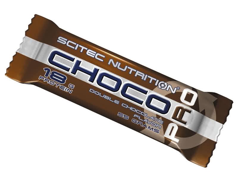 Scitec Nutrition Choco Pro Proteinszelet 55 gr.