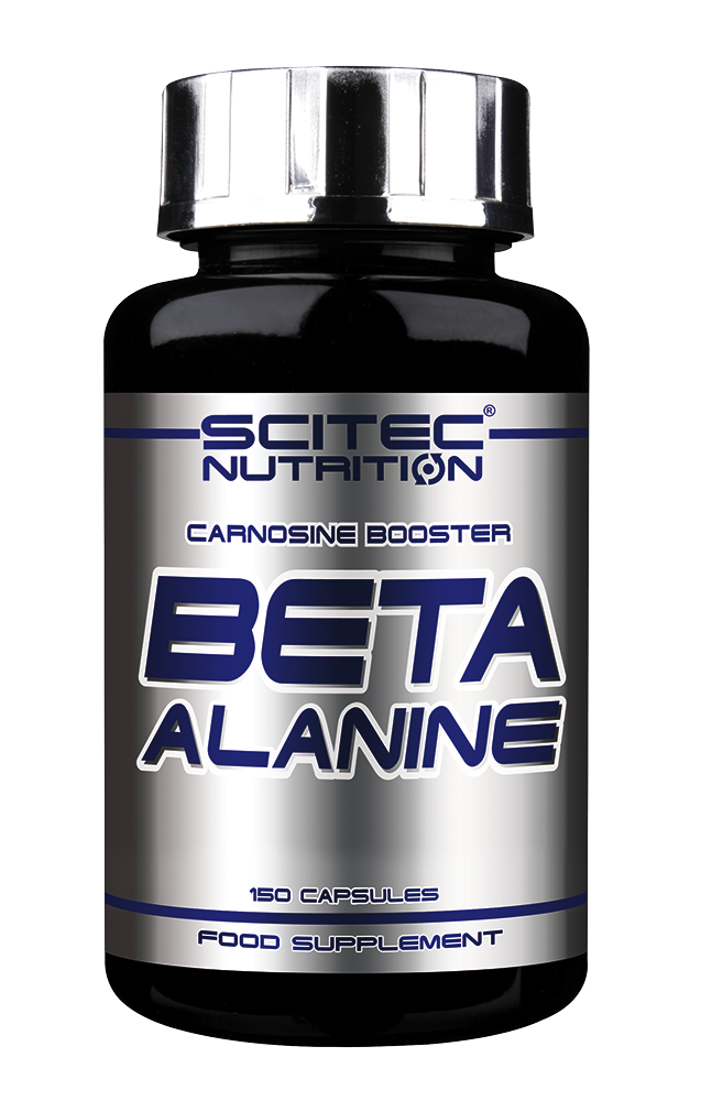 Scitec Nutrition Beta Alanine Caps 150 kap.