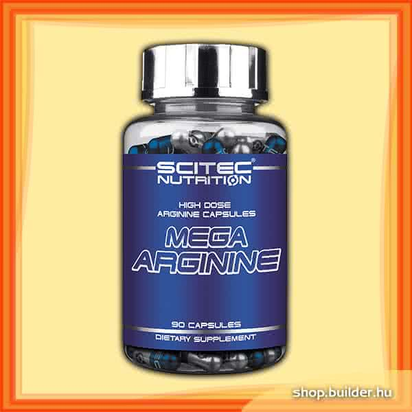 Scitec Nutrition Mega Arginine 90 kap.