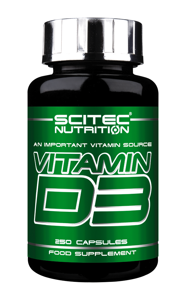 Scitec Nutrition Vitamin D3 250 kap.