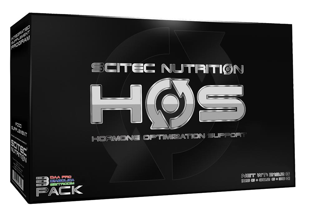 Scitec Nutrition HOS: Hormon Optimalizáló Szisztéma 250 kap.